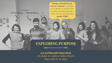 Exploring Purpose (Workshop)